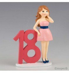 Now I have 18! girl