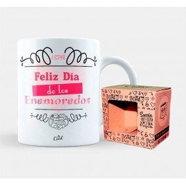 "Mug ""Happy Valentine's Day"""
