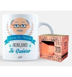 "Mug ""Like my grandfather, I love you"""