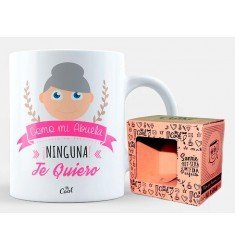 "Mug ""Like my grandmother no, I love you"""