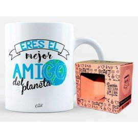 "Mug ""You are the best friend on the planet"""