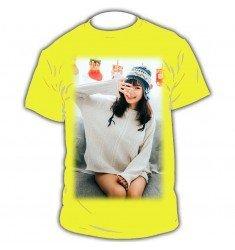Camiseta personalizada de colores
