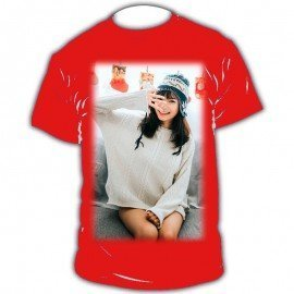 Personalized colours t-shirt