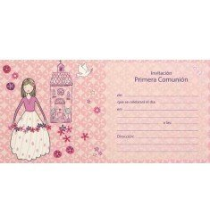 Invitation communion model 08910