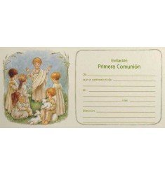 Invitation communion model 17264