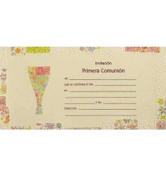 Invitation communion model 16599