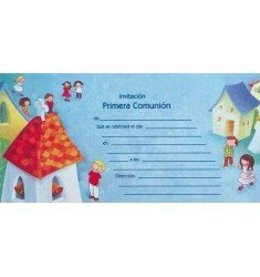 Invitation communion model 17269