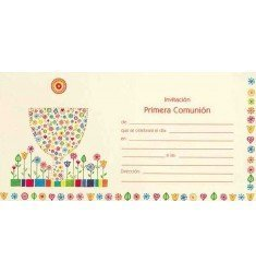 Invitation communion model 17255
