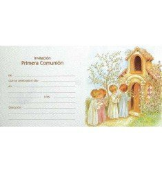Invitation communion model 15149