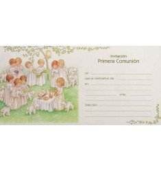 Invitation communion model 17268