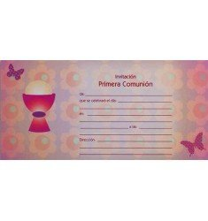 Invitation communion model 08450