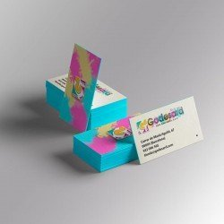 Business Cards colour 2 side