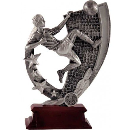 Soccer Trophy model 5