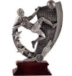 Trofeo fútbol modelo 5