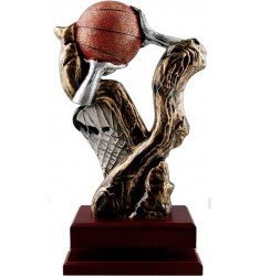 Basketball Trophy model 1