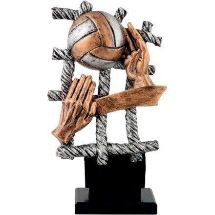 Volleyball Trophy model 2
