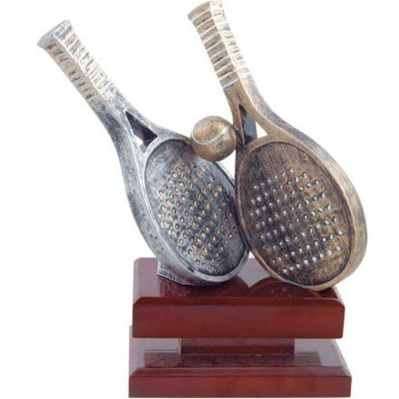 Trofeo padel modelo 3