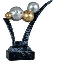 Trofeo petanca mod 1