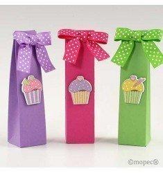 Caixa 2 bombons Cupcake
