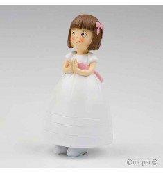 Niña vestido princesa