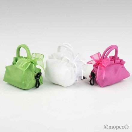 2 folding bag purse chocolates