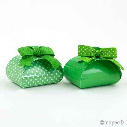 Estuche topos reversible fucsia, verde o amarillo