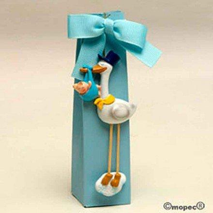 Stork cap ring magnet
