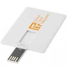 Memory slimline USB card