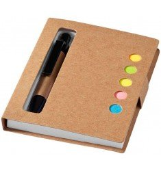 Reveal book of sticky notes