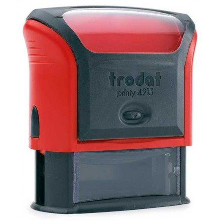 Rubber stamp autotintable