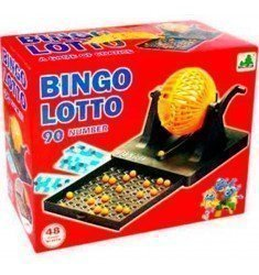 Bingo Lotto Game