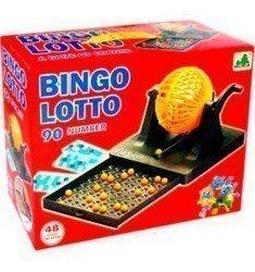 Juego Bingo Lotto