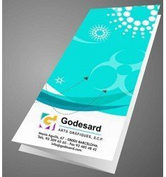 Brochures 5000 DIN A5 2-sided color