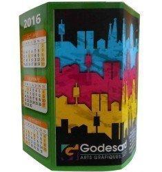 Calendario Cubo
