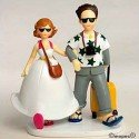 Figure cake Dating honeymoon travelers