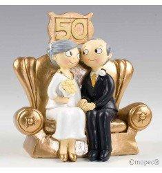 Figure cake Golden Jubilee Pop&Fun