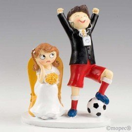 Novios futbolista Pop & Fun