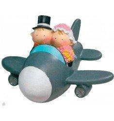 Figure cake-box boyfriends Pit & Pita plane