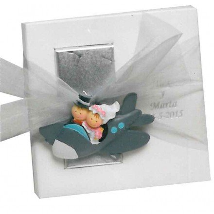 Pit & Pita aircraft white box ring magnet +