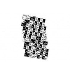 Bingo Cards Die Cut