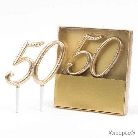 50th anniversary cake decoration