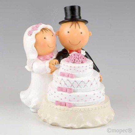 Figura pastel Pit & Pita tarta