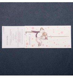 Invitación boda te recojo