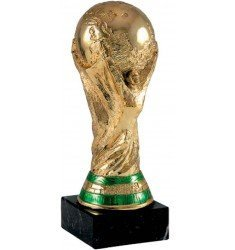 "Trophy ""World cup football"""