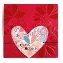 Wedding Invitation heart