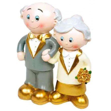 Figure cake Golden Jubilee grandfather