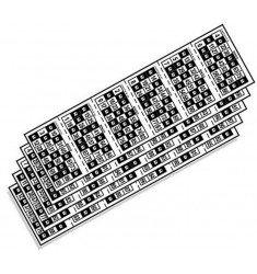 Cartons de Bingo