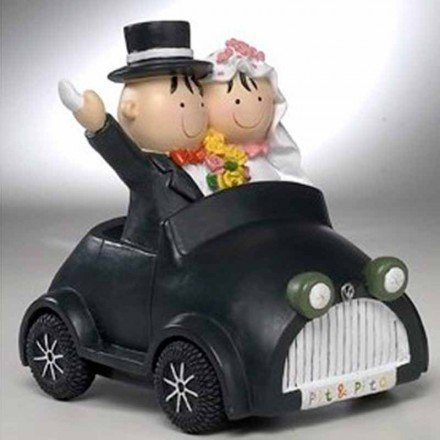 Money Bank car Pit-Pita