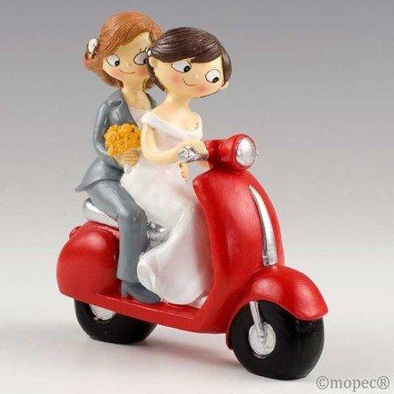 Girls Pop & Fun en moto