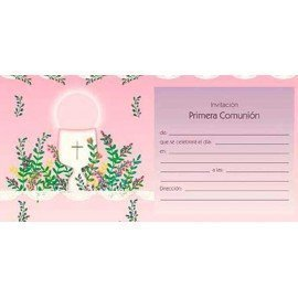Invitation communion model 1